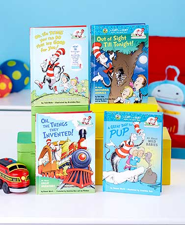 Dr. Seuss® Learning Library Books