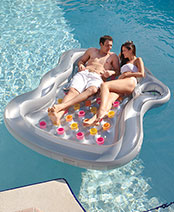 Oversized Pool Lounger