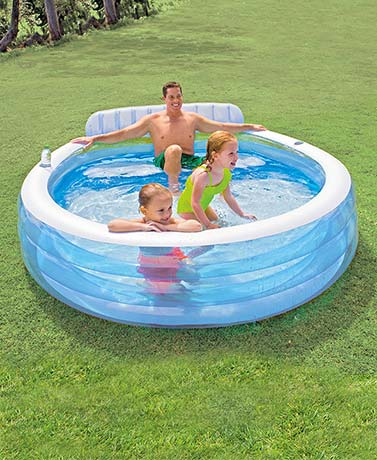 Intex® Family Lounge Pool