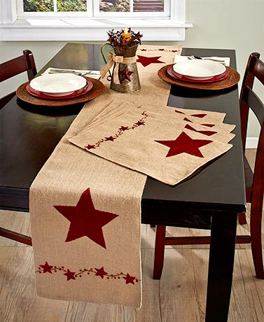 Star Tabletop or Window Decor