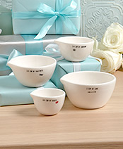 Newlywed Kitchen Starter Sets - Measuring Cups