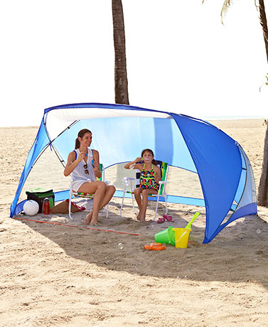 Easy-Up 9' x 6' Sun Shade