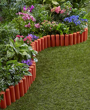 7-Ft. Flexible Border Fence Sets