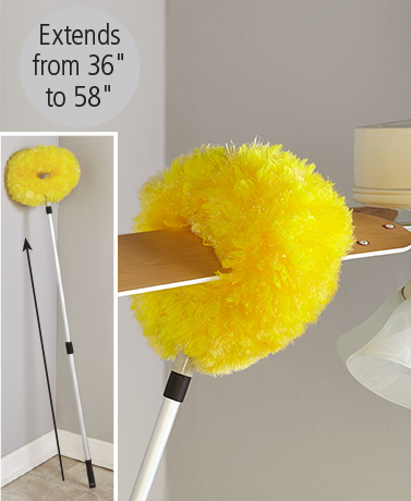 Extendable Ceiling Fan Duster