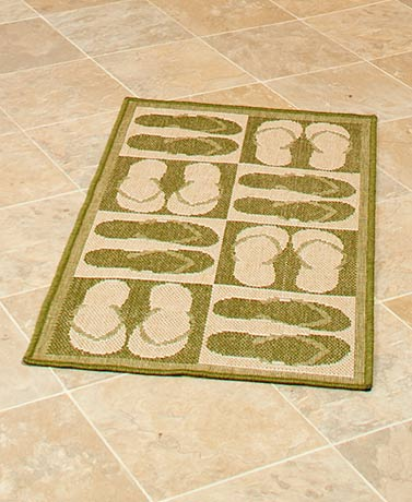 Flip-Flops IndoorOutdoor Rug Collection
