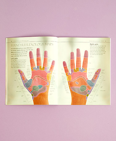 Reflexology Guide Book