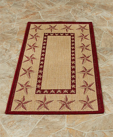 Barn Star IndoorOutdoor Rug Collection
