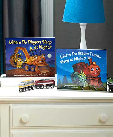 Bedtime Picture Books for Kids