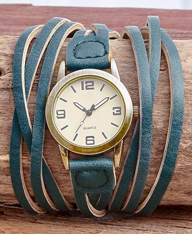 Multi-Strand Easy Snap Watches