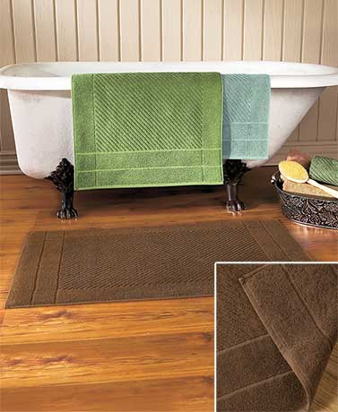Large Quick Dry Bath Mats
