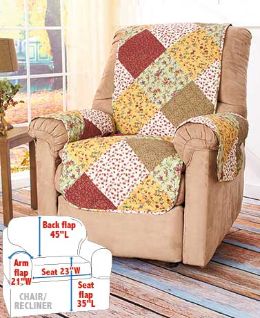 Quilted Furniture Covers