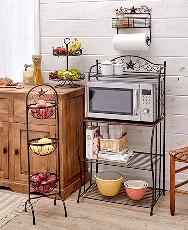 Stars & Berries Country Kitchen Collection