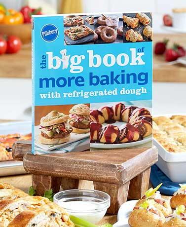 Pillsbury® The Big Book of More Baking