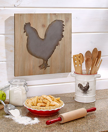 Farmhouse Kitchen Accents