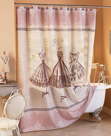 Vintage Couture Bathroom Collection