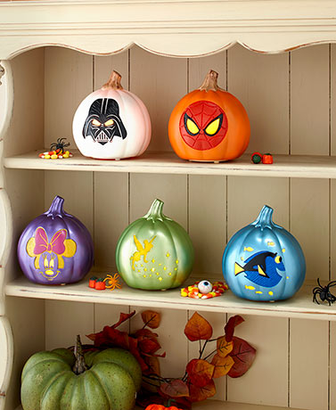 Disney LED Pumpkins