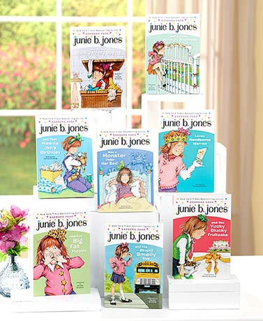 Junie B. Jones® 8-Book Set