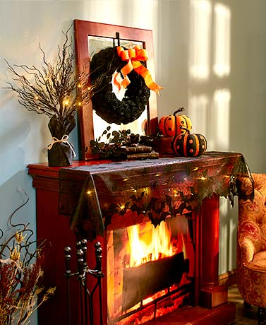 Twilight Halloween Decor Collection