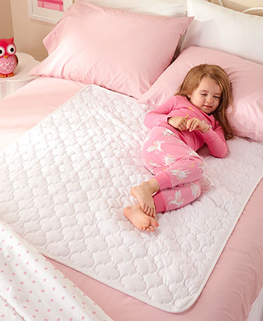 2-Pk. Washable Waterproof Bed Pads