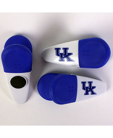 Sets of 3 Collegiate Magnetic Chip Clips