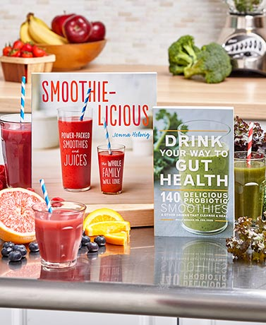 Must-Have Smoothie Books