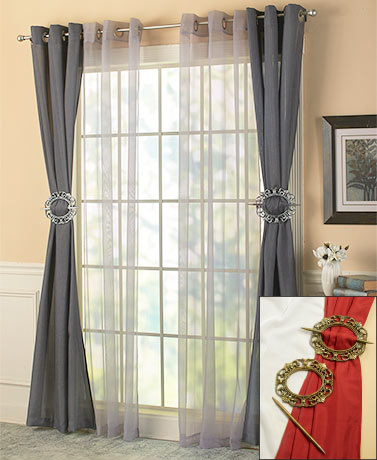 6-Pc. Complete Window Sets