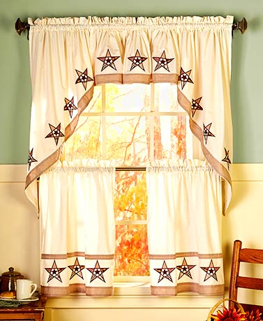 Country Star Kitchen Accents