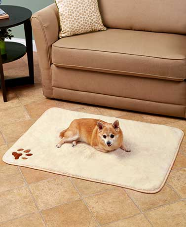 Soft and Fluffy Pet Mats