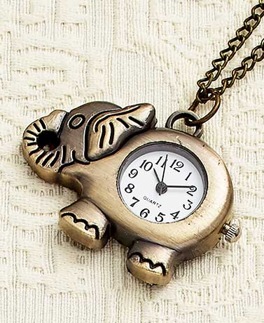 Pendant Watch Necklaces
