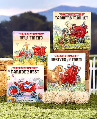 Tractor Mac Picture Books for Kids