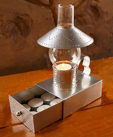 Old-Fashioned Candleholder Sets