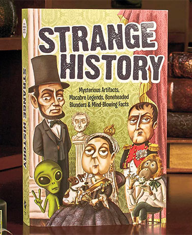 Strange History or Science Books