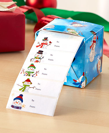 1,000-Pc. Boxed Holiday Gift Tags