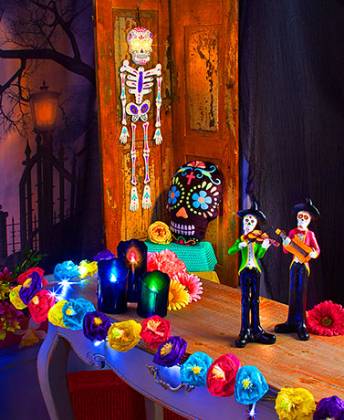 Day of the Dead Decor Collection