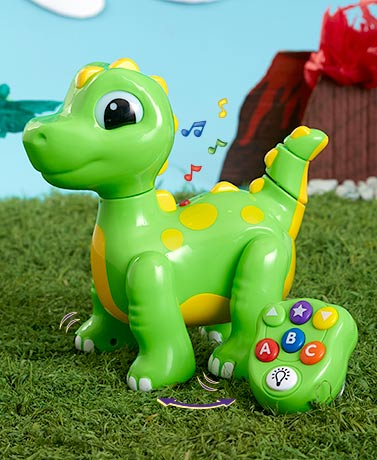 Remote Control Learn & Dance with Me Dinosaurs