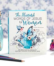 Women's Daily Devotional with Coloring