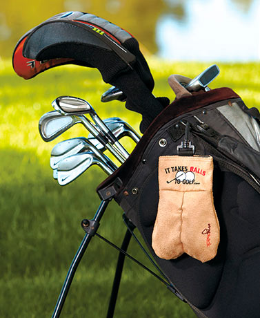 My Sack™ Golf Ball Holders