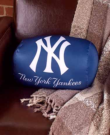 MLB™ Squishy Bolster Pillows