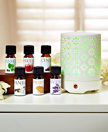 Ultrasonic Diffuser or Scented Oils
