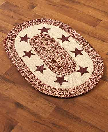 Themed Braided Rugs or Runners