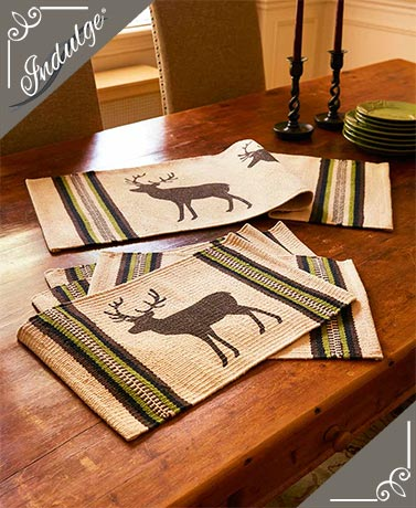 Handcrafted Cotton Table Linens