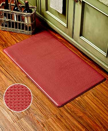 Chef's Comfort Anti-Fatigue Kitchen Mats