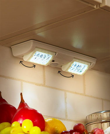Adjustable Motion Sensor Lights