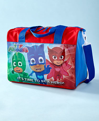 Licensed Overnight Bags