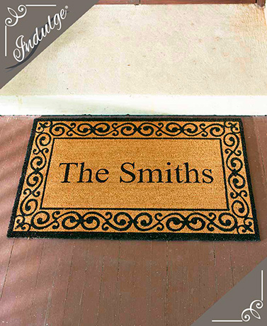 Personalized Estate Doormats