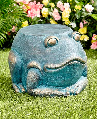 Frog Large Plant Stand