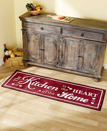 "Kitchen 60"" Room Runner"
