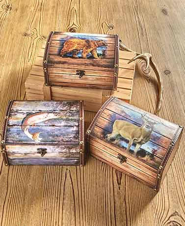 Decorative Wildlife Boxes