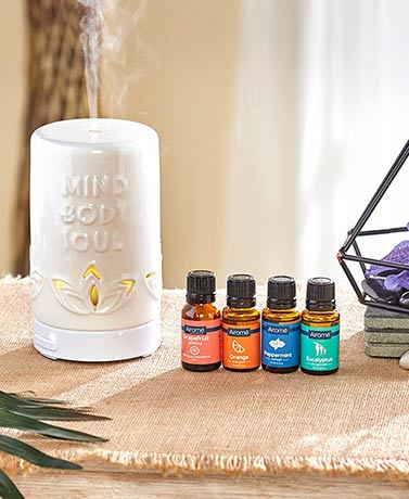 Airome™ Diffusers or Essential Oils