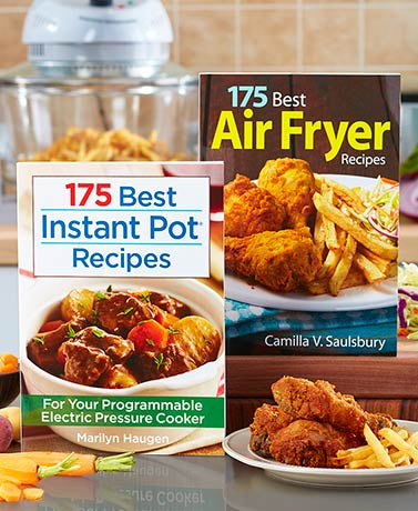 175 Best Instant Pot® or Air Fryer Recipes